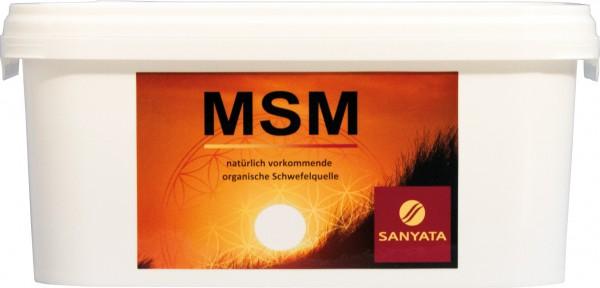 MSM 100% Pulver