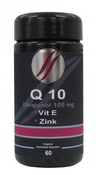 Q10 - Vit E - Zink Kapseln