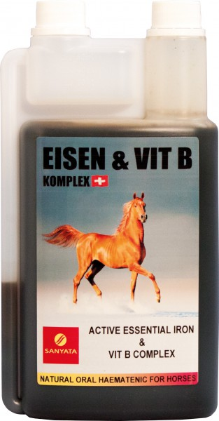 EISEN & VIT B KOMPLEX