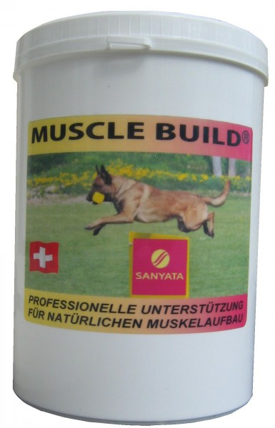 MUSCLE BUILD® DOG